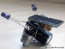 Простые роботы на альтернативных источниках энергии