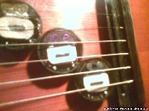 Звукосниматель для гитары