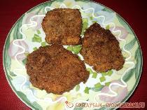 Рецепт куриных отбивных