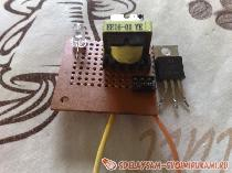 Прибор для проверки любых транзисторов