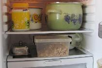 Размораживаем холодильник