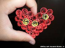 Сердце из Квилинга