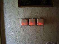 Делаем подсветку выключателя