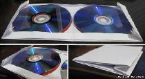 Конверт для 4-х CD дисков из листа бумаги