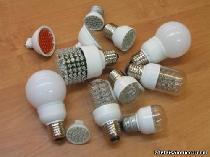Переделка люминесцентной лампы на светодиодную