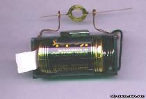 Примитивный электромоторчик