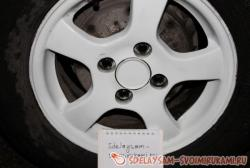 Обновляем автомобильные диски