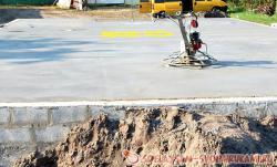 Простая технология заливки бетонного пола