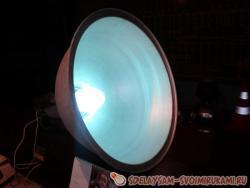 Как сделать дроссель на лампу ДРЛ 250