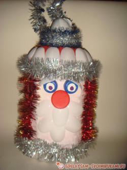 Игрушка на елку «Дед Мороз»