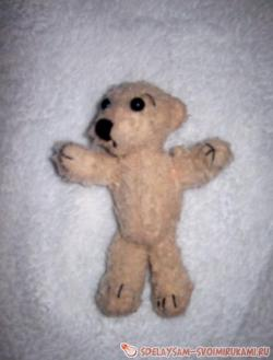 How to make a flavored toy bear