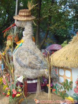 Идеи по изготовлению птиц из разных материалов
