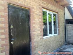Кладка кирпича: закрыть шлакоблочную стену узким фаготом
