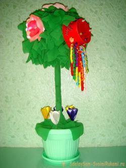 Spring Topiary
