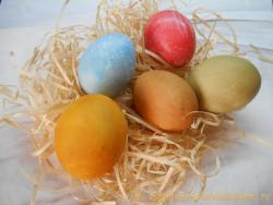 5 лучших натуральных красителей для пасхальных яиц
