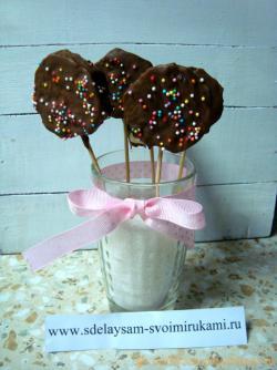 Summer dessert for children and adults