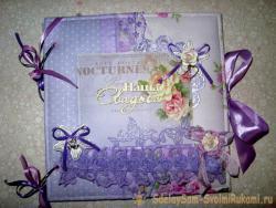 Do-it-yourself wedding album