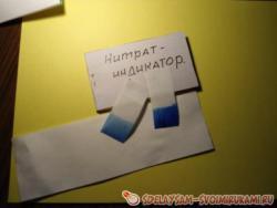 Индикаторная бумага
