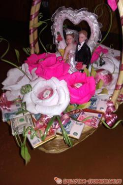 Sweet wedding gift