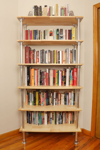 Adjustable Bookshelf