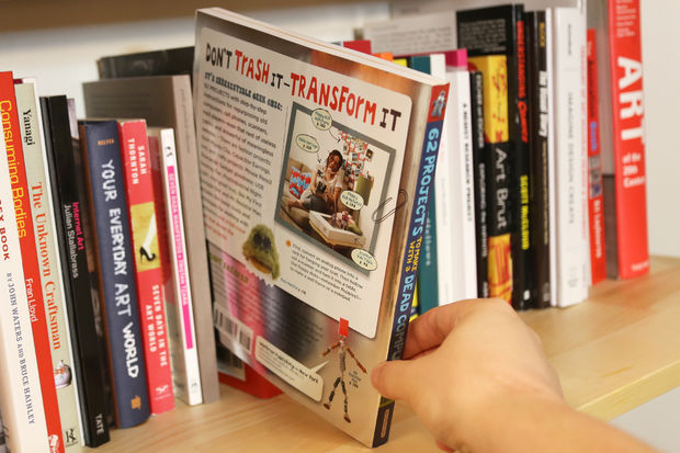 Полка для книг своими руками