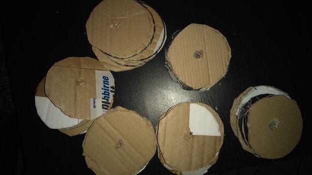 cardboard scraper