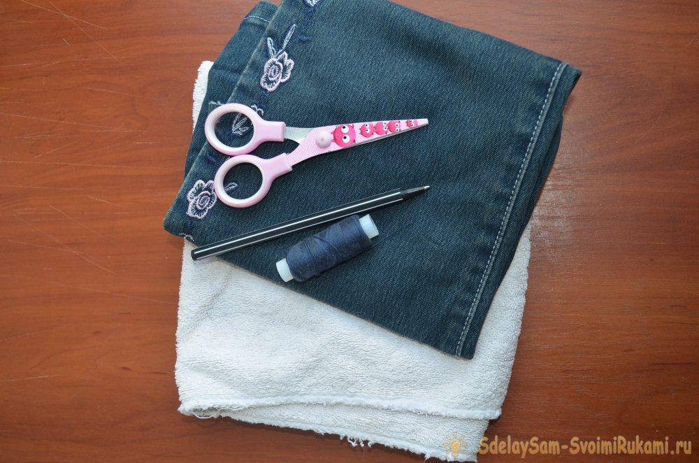 5ec614d759e076 Зшиваємо по краю. Вивертаємо і прихватки готова.З старих джинсів можна  зробити нові цікаві й корисні речі головне проявити фантазію.