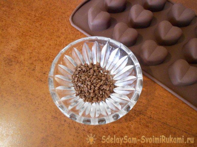 How to make coffee ice