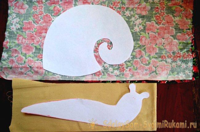 Do-it-yourself Tilde snail