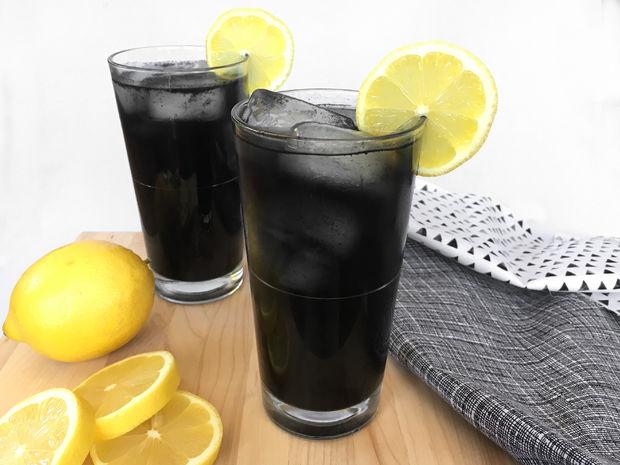 Черный-черный лимонад: что нужно знать о самом стильном
