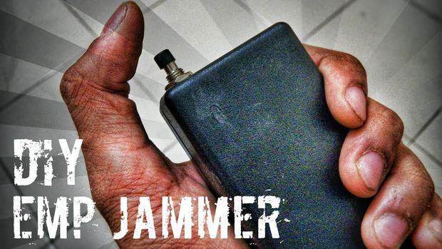 Electronics Shredder - Electromagnetic Gun