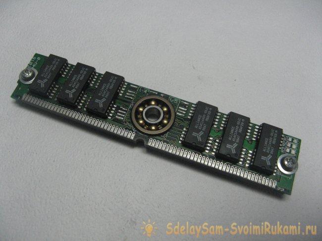 Spinner from RAM