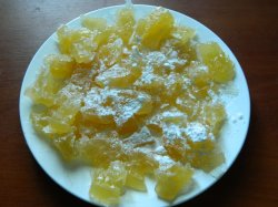 Candied Melon