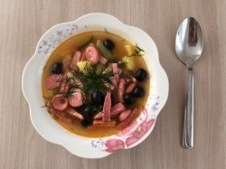 Simple hodgepodge recipe