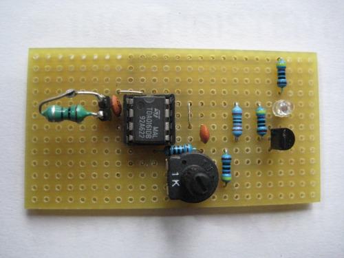 Пошаговая инструкция по сборке простого металлоискателя