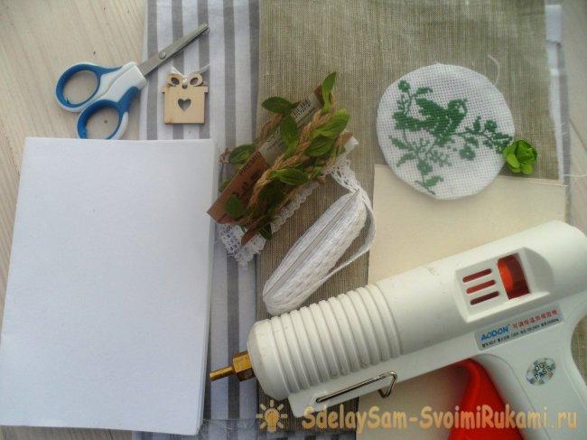 Handmade: блокноты ручной работы