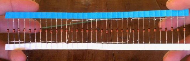 1508405842 7 - Солнечная батарея из диодов своими руками