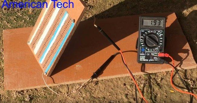 1508405847 13 - Солнечная батарея из диодов своими руками
