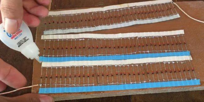 1508405866 9 - Солнечная батарея из диодов своими руками