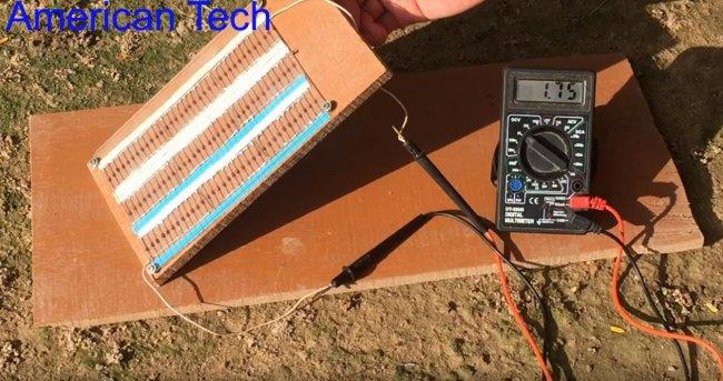 1508405869 11 - Солнечная батарея из диодов своими руками
