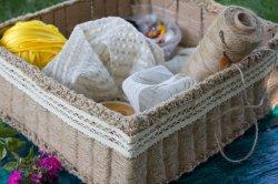 Box for needlework