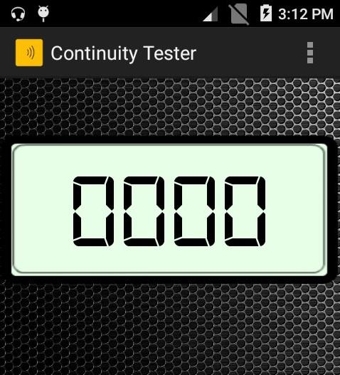 Мультиметр из смартфона, легко/ Multimeter of the smartphone
