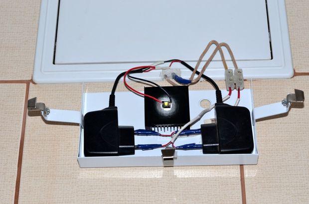 1516549284 15 - Делаем недорогую но очень мощную  светодиодную лампу
