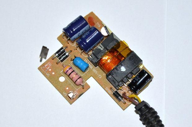 1516549290 6 - Делаем недорогую но очень мощную  светодиодную лампу
