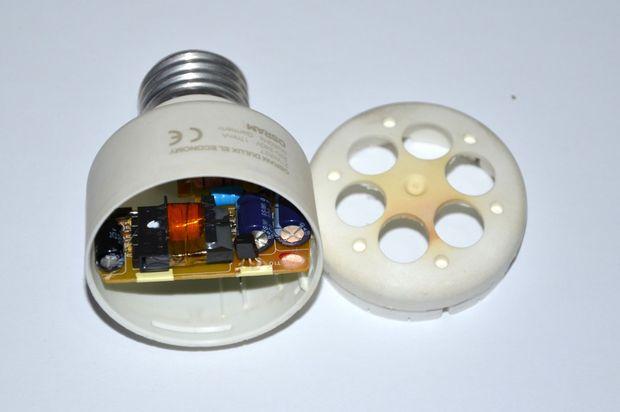 1516549306 8 - Делаем недорогую но очень мощную  светодиодную лампу