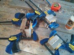 Budget belt grinding machine
