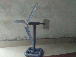 Как сделать небольшой ветрогенератор