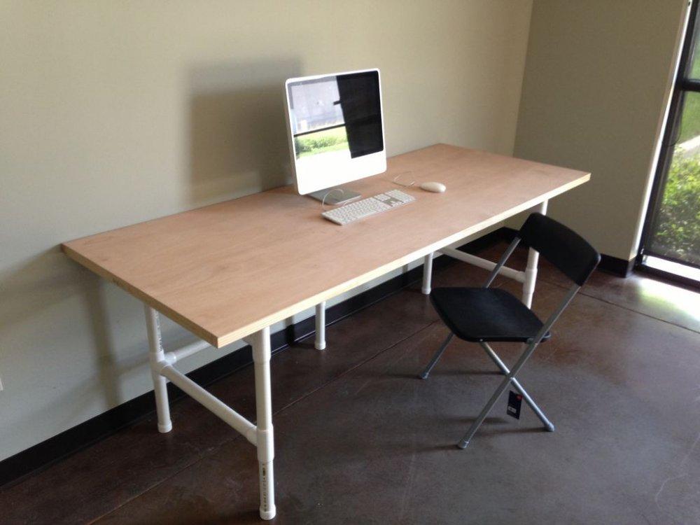 Угловой компьютерный стол своими руками