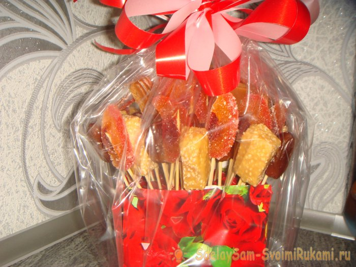 Sweet basket