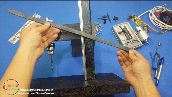 Miniature Drilling Machine